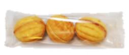 Орешки со сгущенкой (флоупак 3 шт.)