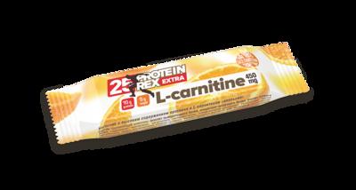 """Батончик протеиновый ProteinRex """"Апельсин"""" 40 гр."""