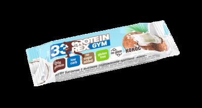 """Батончик протеиновый ProteinRex """"Кокос"""" 60 гр."""