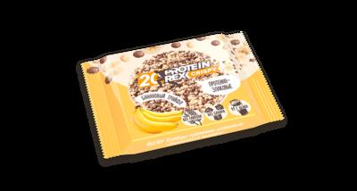 Хлебцы протеино-злаковые ProteinRex, Банановый трайфл, 55 гр.