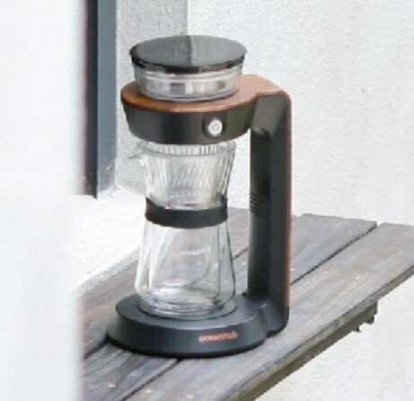 360 Automatic Rotating Pour Over Coffee Maker