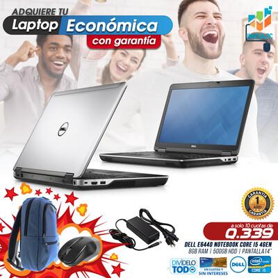 Laptop Dell Latitude E6440 Core i5