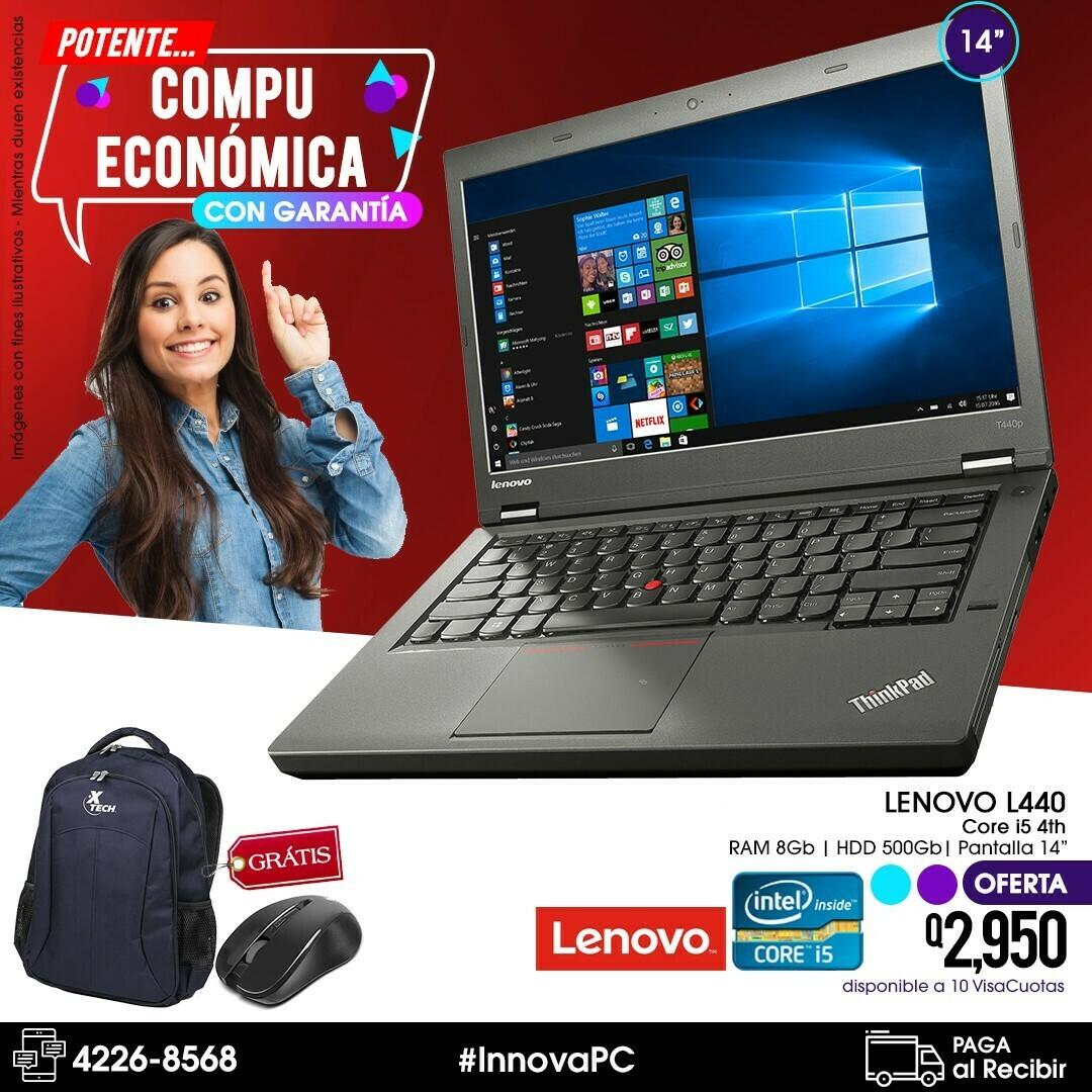 Lenovo ThinkPad E440 Core i5 UltraBook