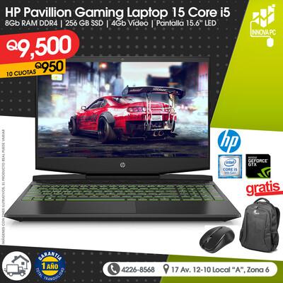 HP Pavillion Gaming Laptop 15-dk0056wm