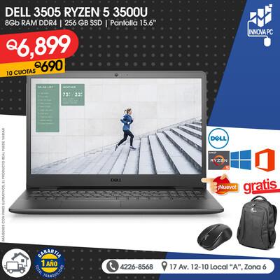 DELL 3505 AMD RYZEN 5 3500U