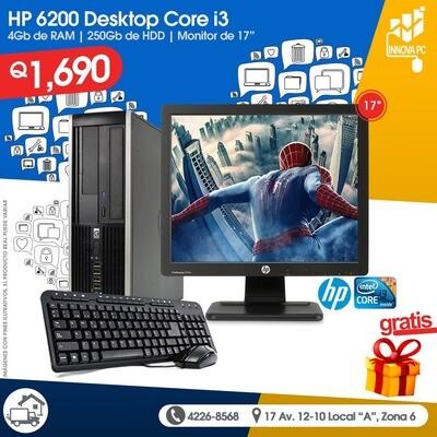 Combo HP DC6200 Core i3