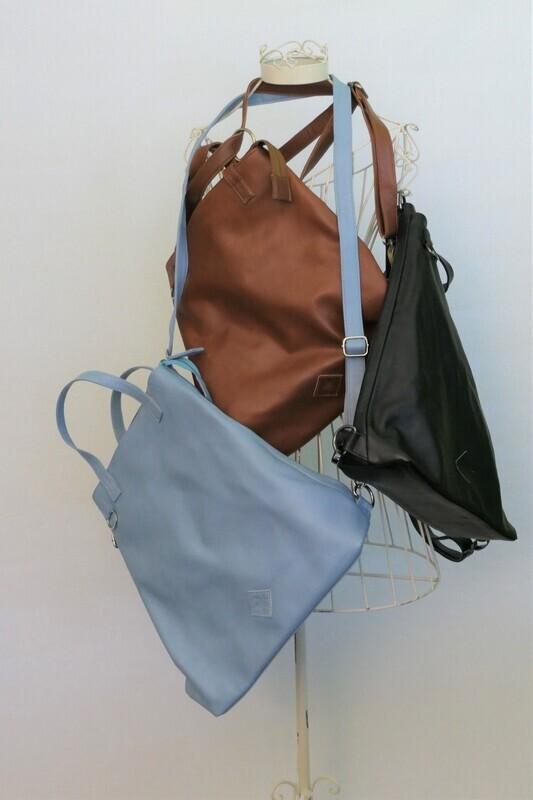 Rucksack- und Handtasche *Bedugul*