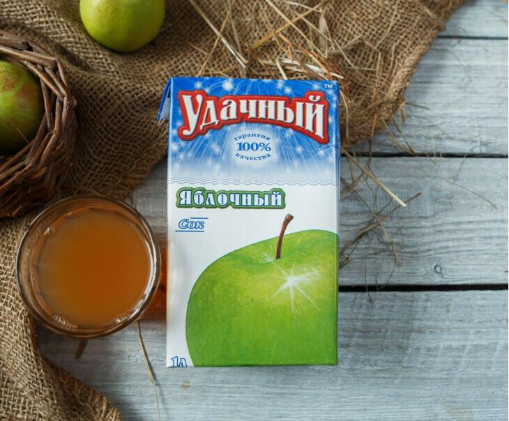 Сок яблочный 9,5 л