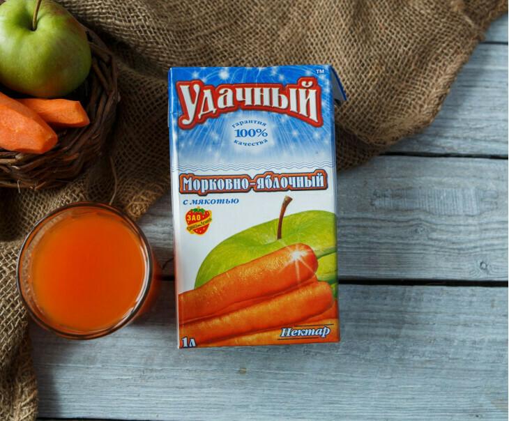 Нектар морковно-яблочный 9,5 л