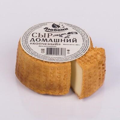 """Сыр """"Домашний копчёный"""" 265г"""