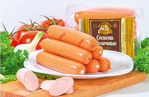 """Сосиски """"Молочные"""""""