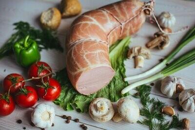 Колбаса вареная «Докторская» в натуральной оболочке