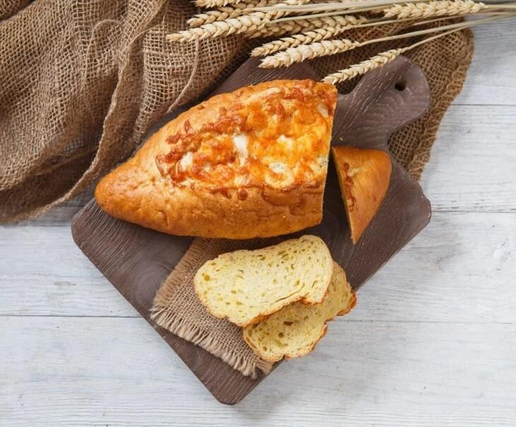 "Хлеб ""Кукурузный ""Майсано"" с сыром 230 гр"