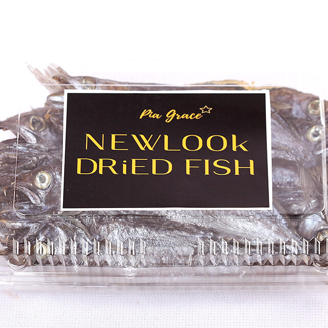 Pia Grace - New Look Dried Fish
