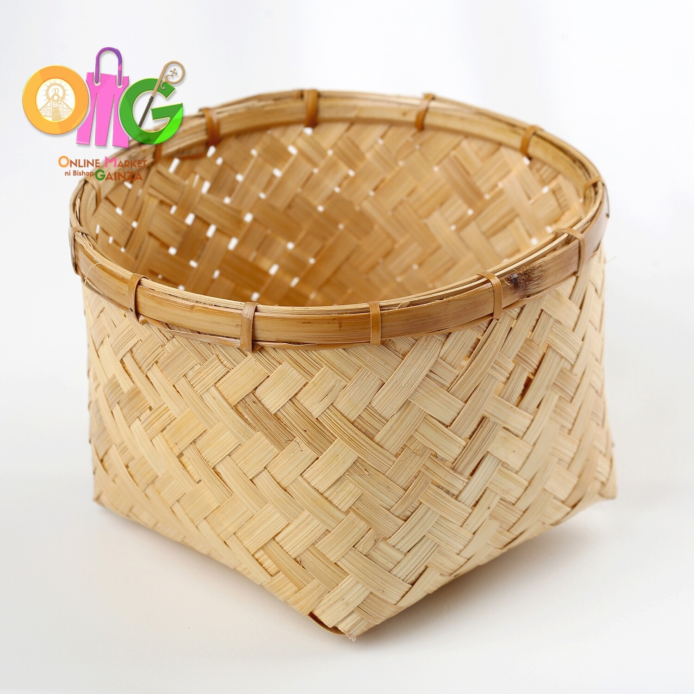 11th Earth Home Decor - Bamboo Planter