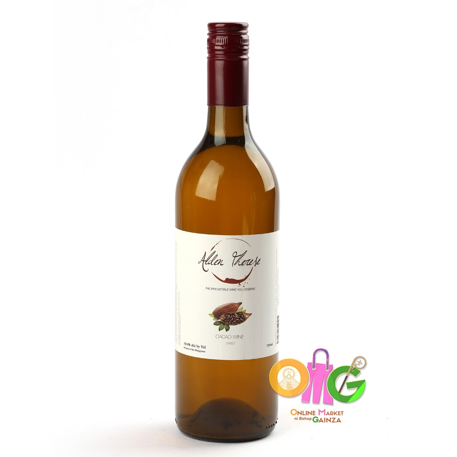 Alden Therese - Cacao Wine