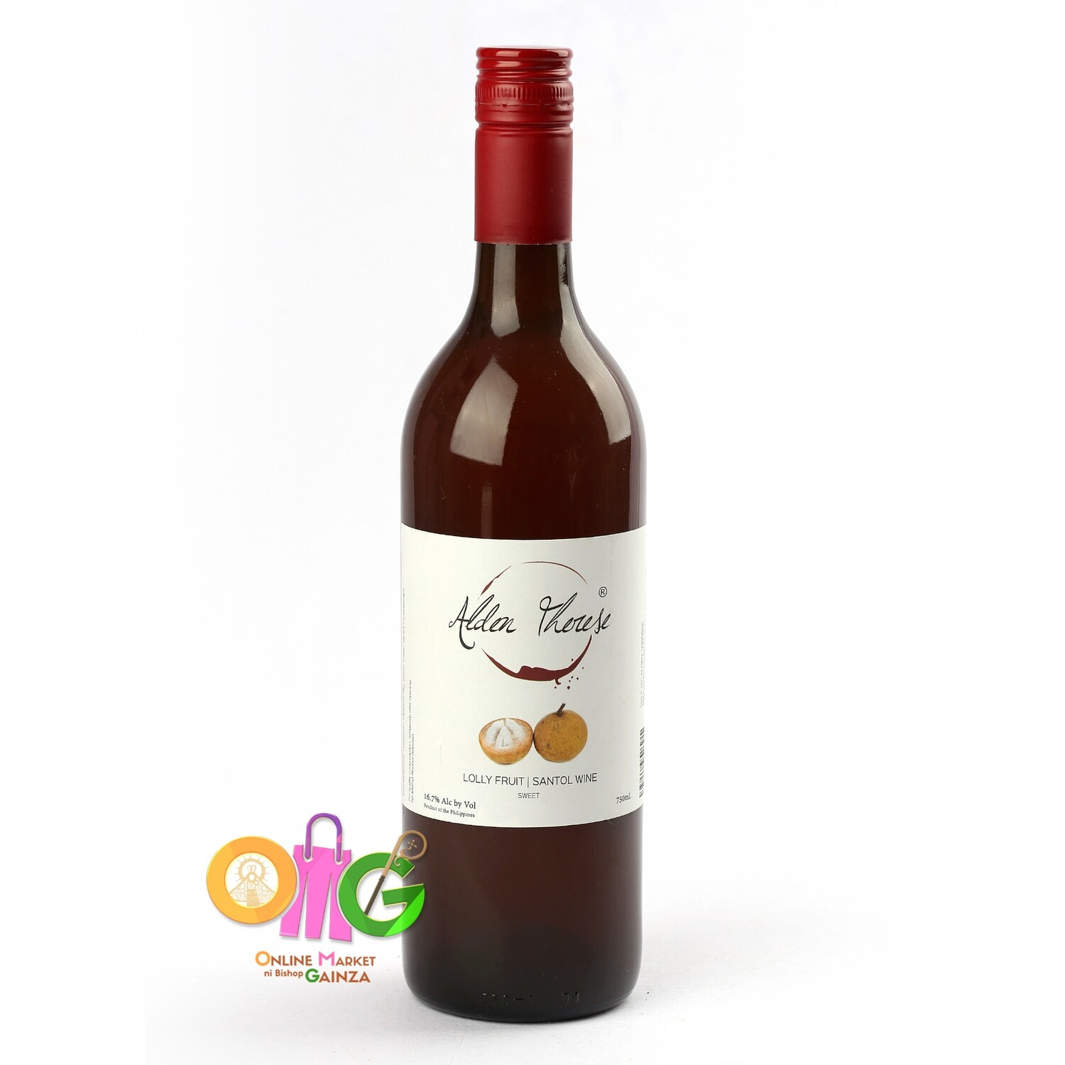 Alden Therese - Lolly Fruit / Santol Wine
