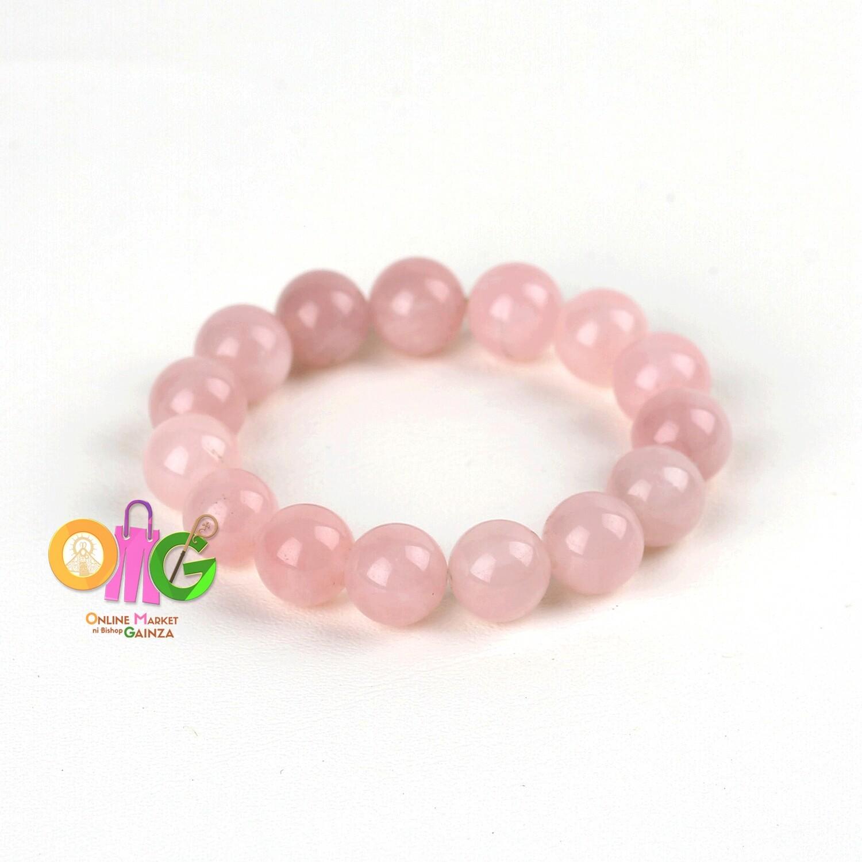 Andre Gemstone Gallery - Rose Quartz Bracelet