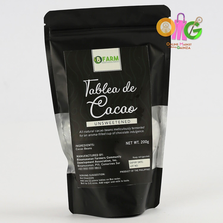 B Farm - Tablea de Cacao