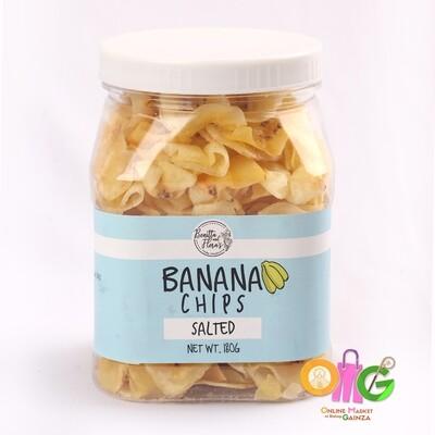 Benitta & Flora's - Salted Banana Chips