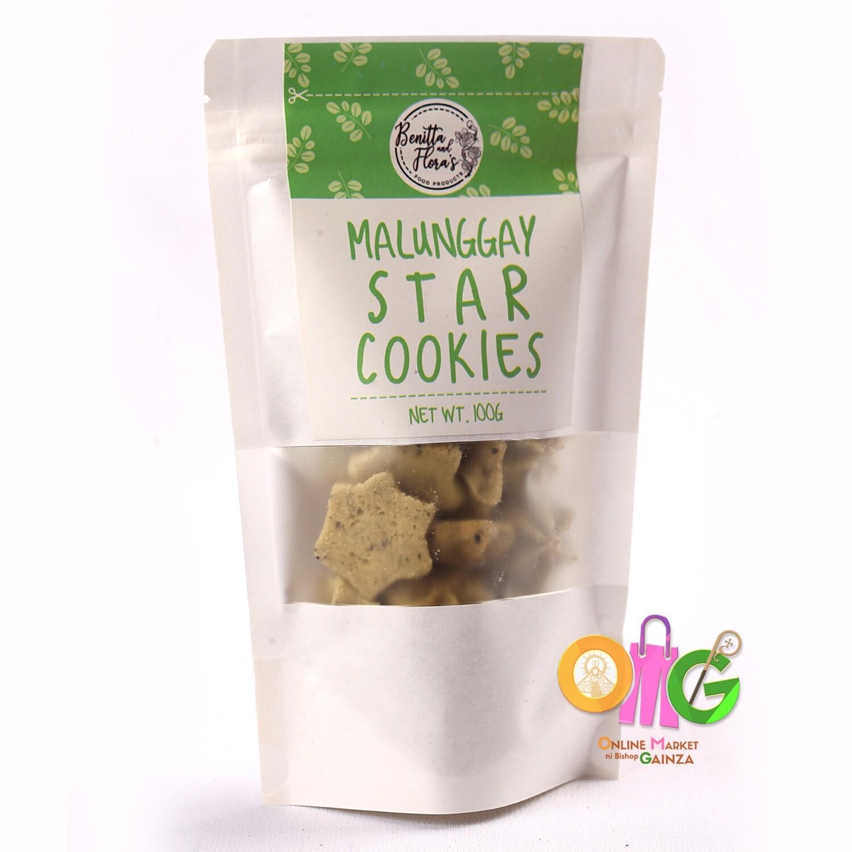 Benitta & Flora's - Malunggay Star Cookies