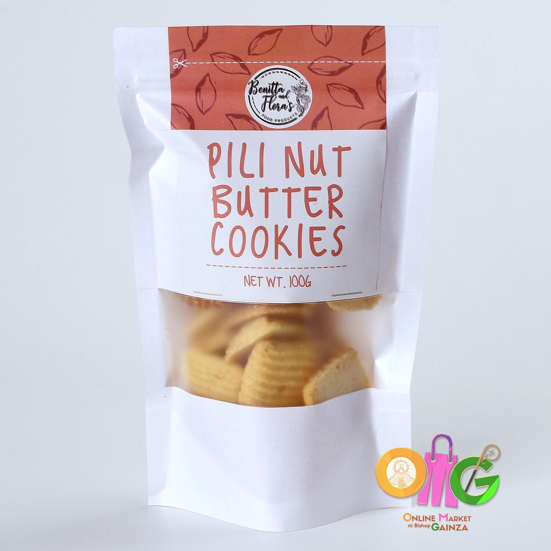 Benitta and Flora's - Pilinut Butter Cookies
