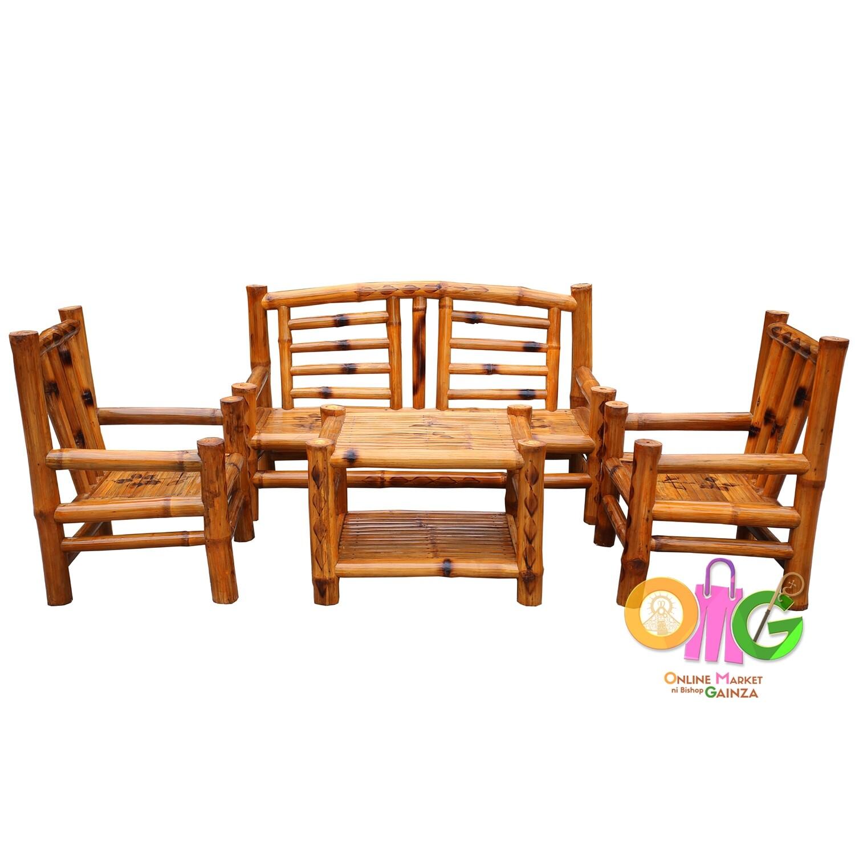 Borromeo's Bamboocraft - Bamboo Sala Set Kinder Size