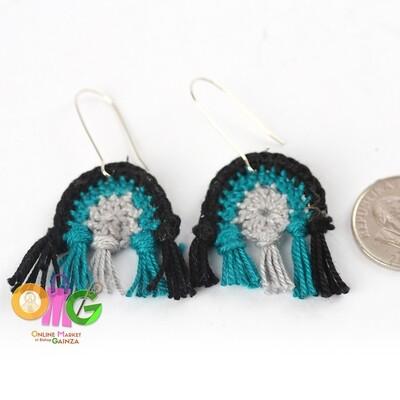 BuTinTing's - Boho Inspired Earrings