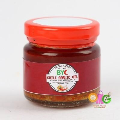 BYC - Chili Garlic Oil