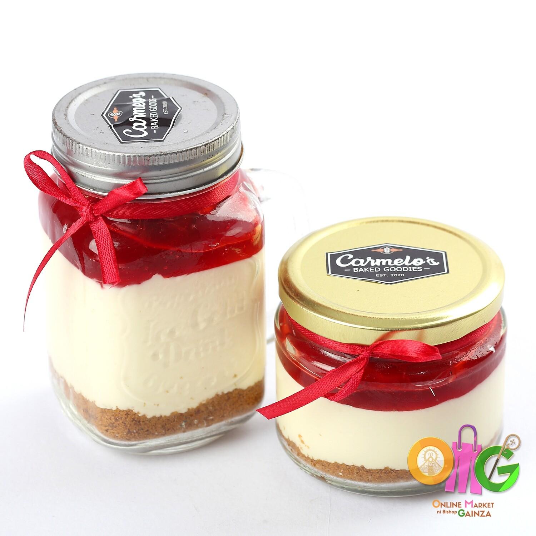 Carmelo's Baked Goodies - Non Bake Cheesecake