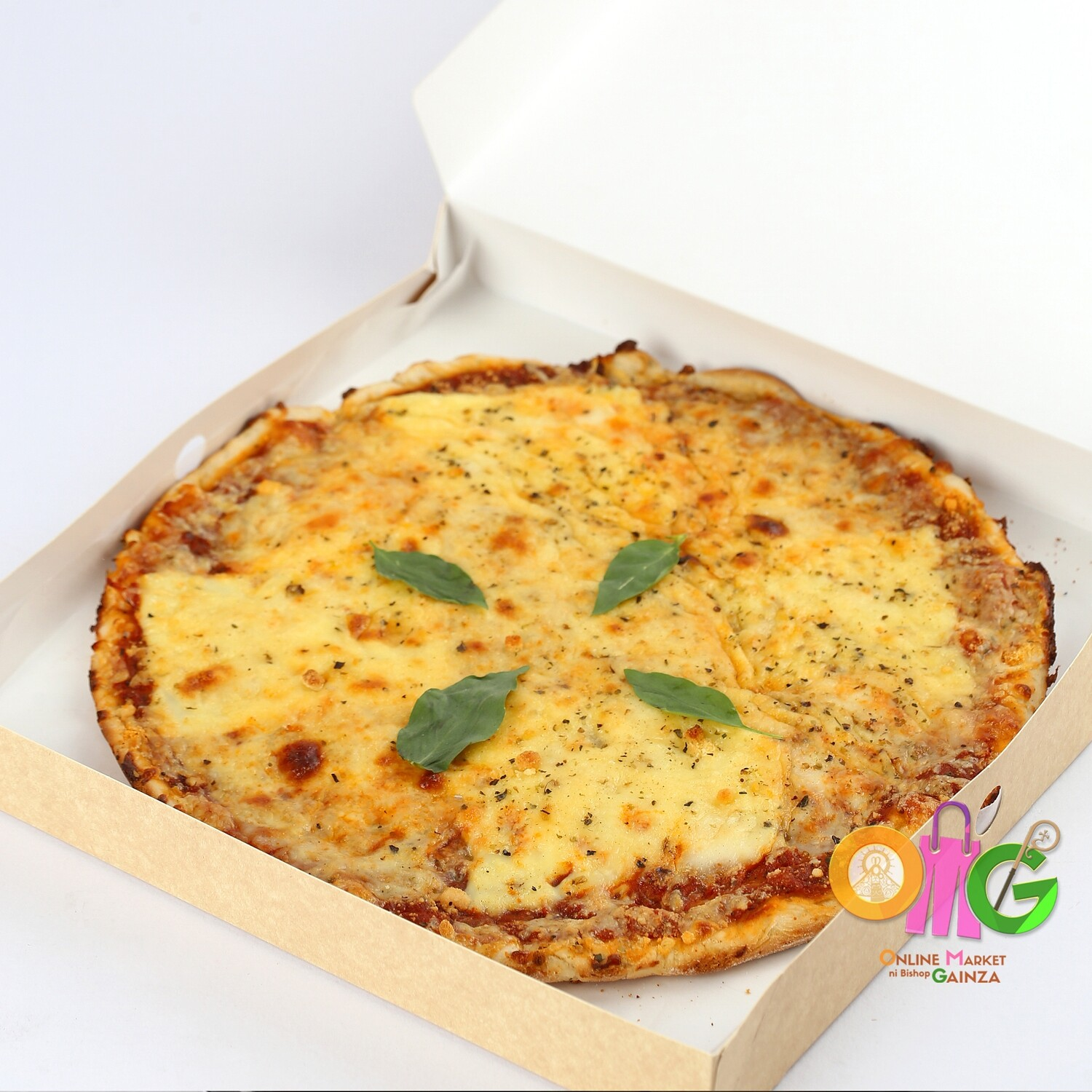 Carmelo's Baked Goodies - Pizza