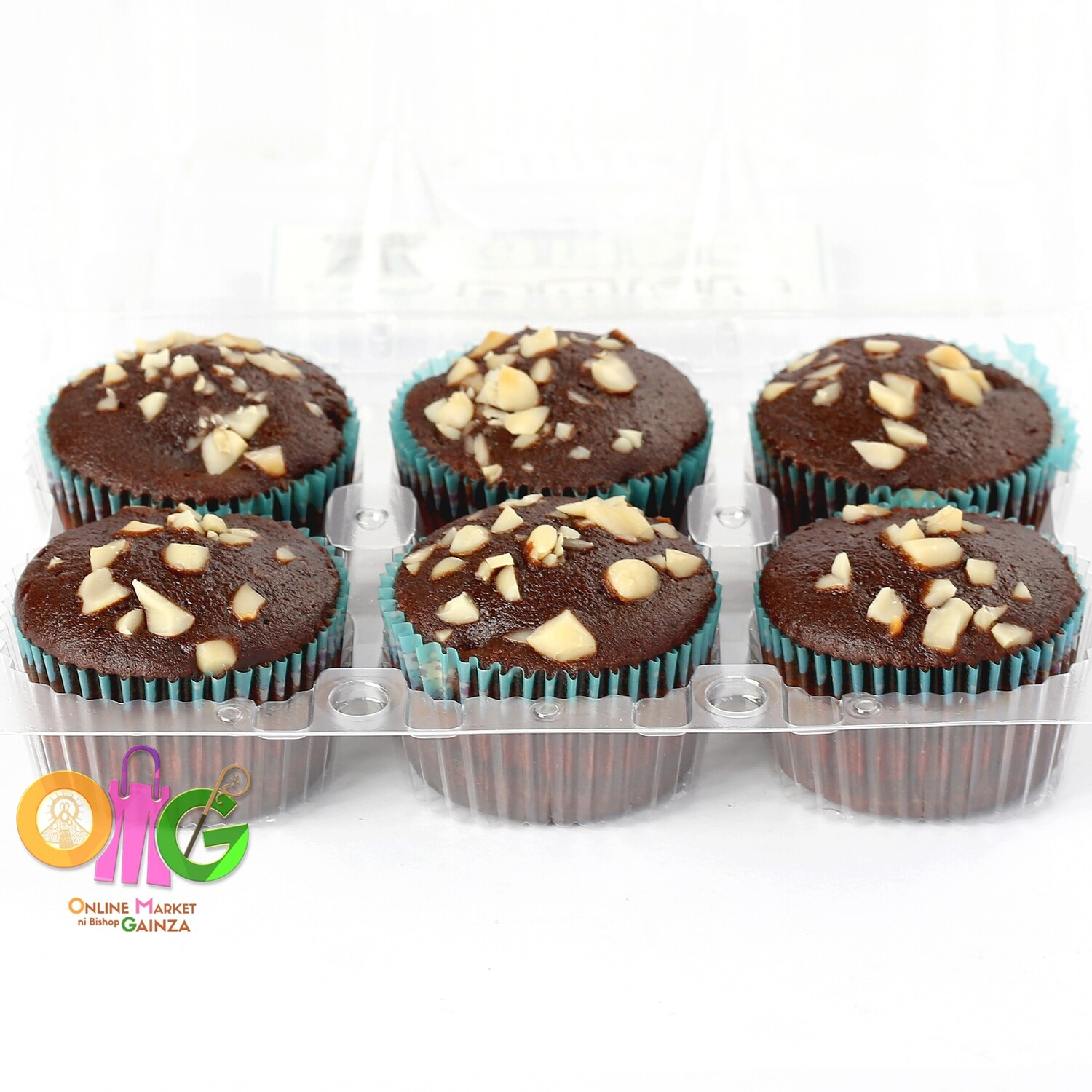 Chef Gelo - Chocolate Cupcakes