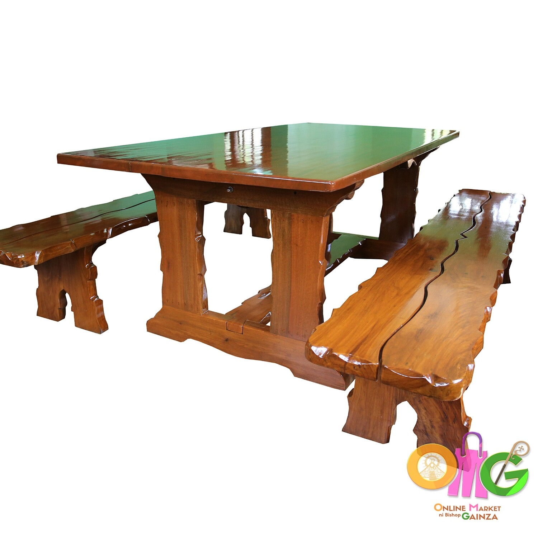Crazy Cut Woodcraft - Dining Set