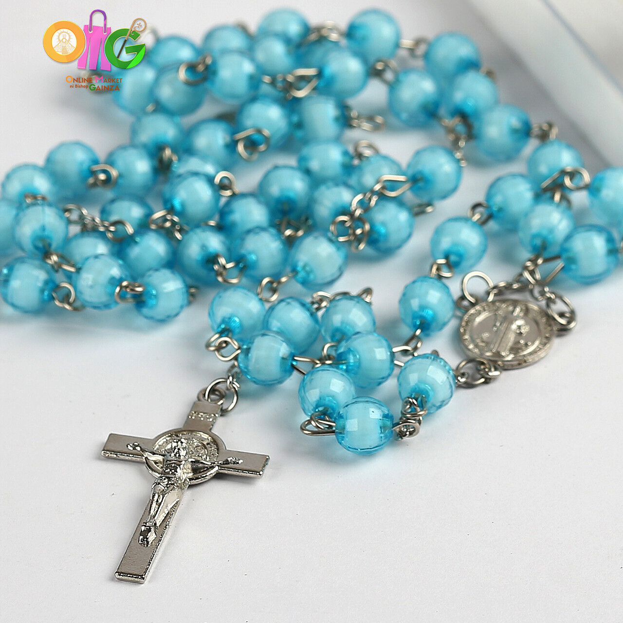 Daughters Of  Mary - Birthstone Rosary