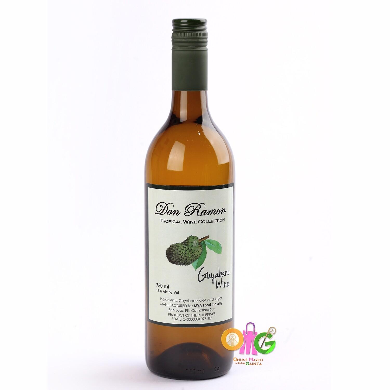 Don Ramon - Guyabano Wine