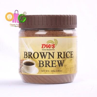 DWS - Brown Rice Brew