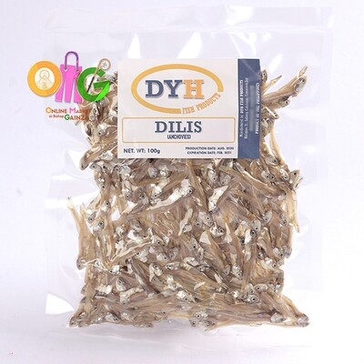 DYH Fish Products - Dilis