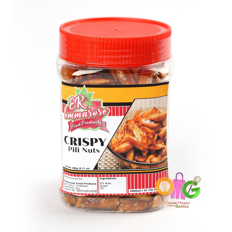Emmarose - Crispy Pili Nut