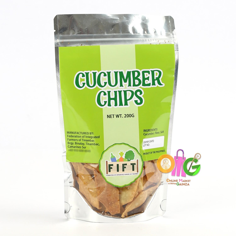 FIFT - Cucumber Chips