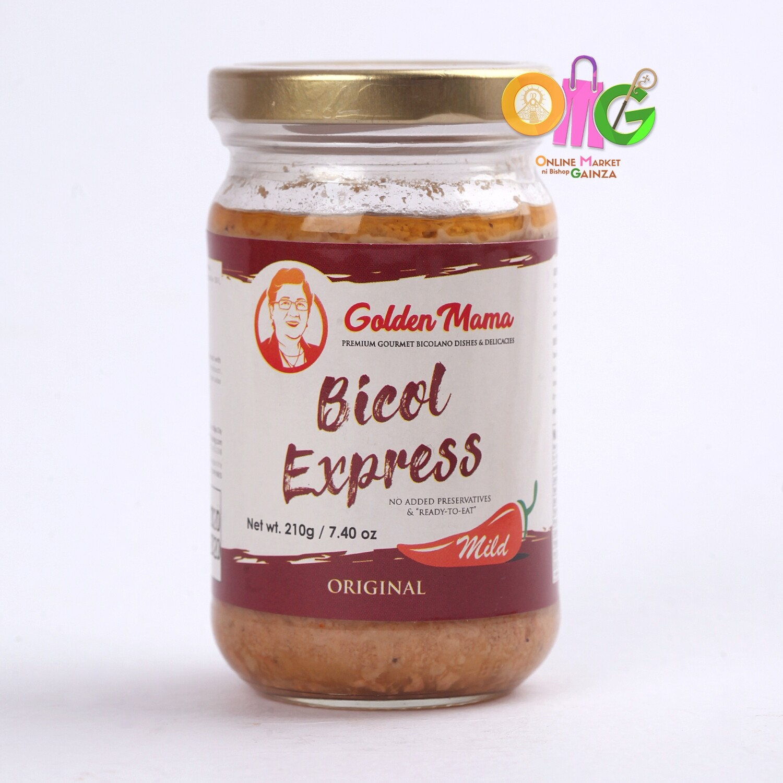 Golden Mama - Bicol Express