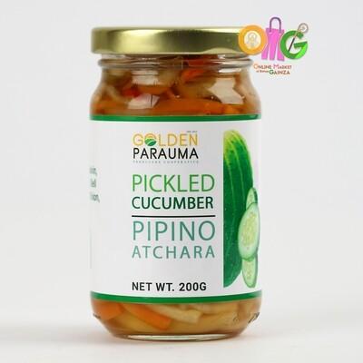 Golden Parauma - Pickled Cucumber (Pipino Atchara)