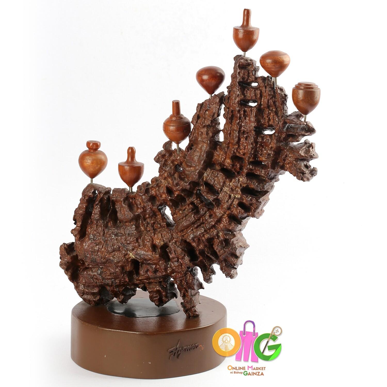 Harold Gomez / Kintab Artists Group - Trumpo (Laro ng Lahi Series)