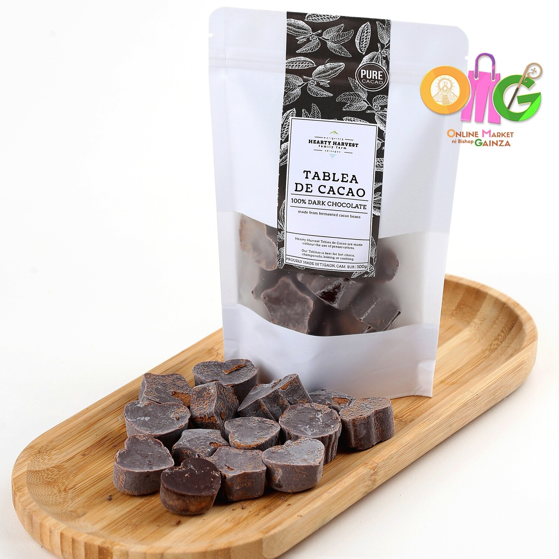Hearty Harvest - Pure Dark Chocolate
