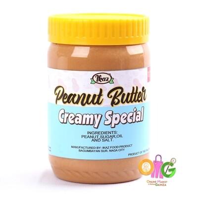 Ikaz - Creamy Special Peanut Butter