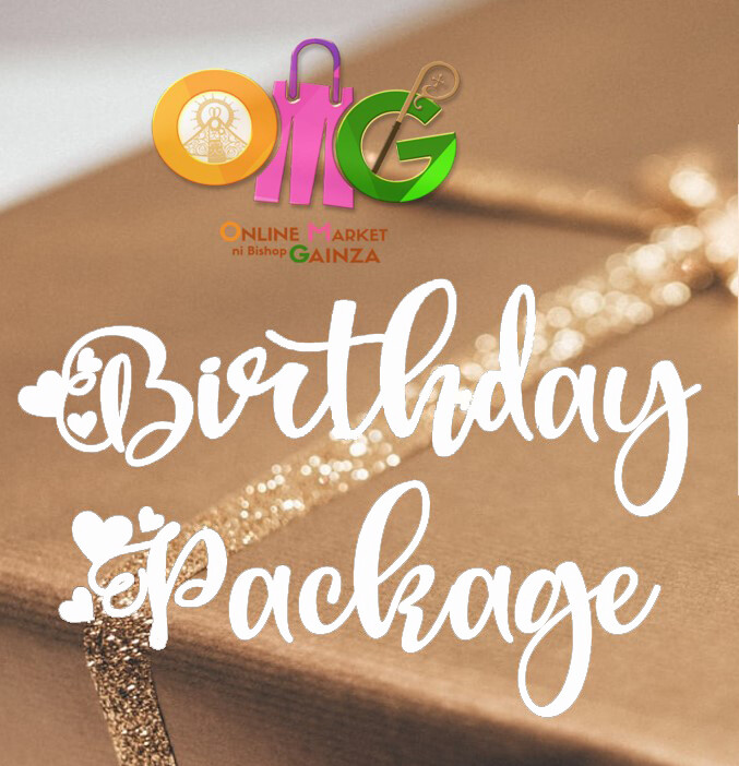 Customized Birthday Package