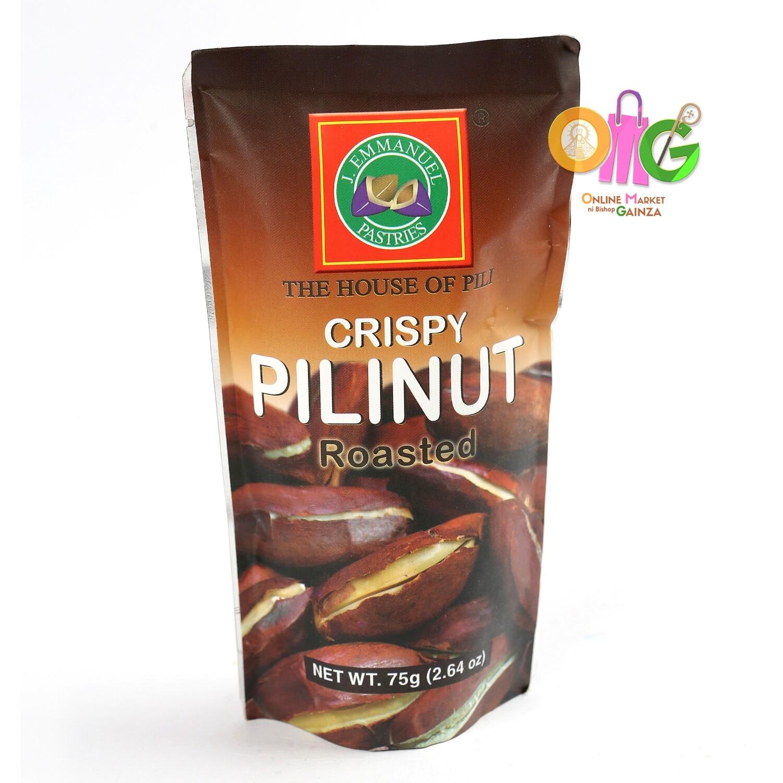 J Emmanuel Pastries - Crispy Pilinut Roasted