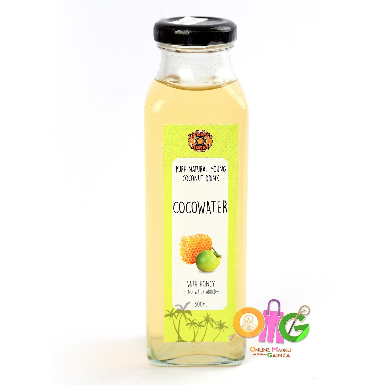 Larry's Honey - Coco Water with Honey