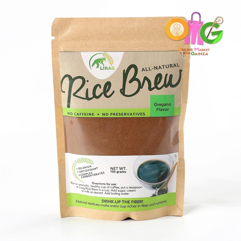 Lirag - Rice Brew Oregano Flavor