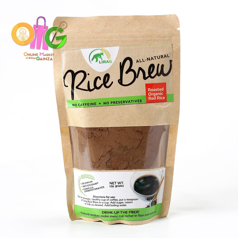 Lirag - Rice Brew Roasted Organic Red Rice