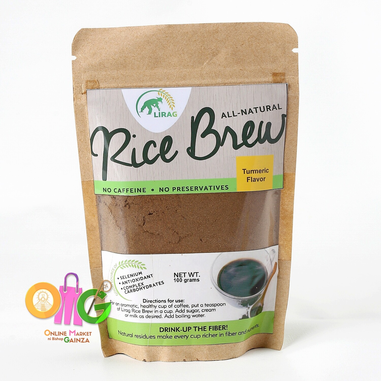 Lirag - Rice Brew Turmeric Flavor
